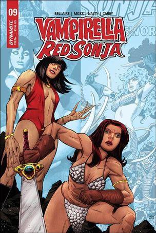 Vampirella / Red Sonja 9-E