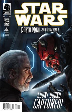 Star Wars: Darth Maul - Son of Dathomir 3-A