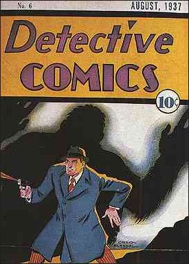 Detective Comics (1937) 6-A by DC