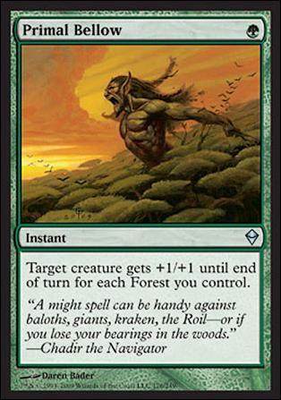 Magic The Gathering: Zendikar (Base Set)176-A by Wizards of the Coast