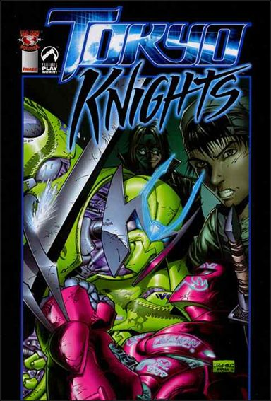 Tokyo Knights 1-A by Image