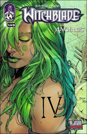 Witchblade 149-C by Top Cow