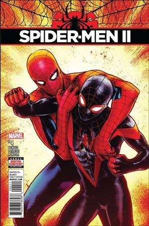 Spider-Men II 4-A