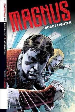 Magnus Robot Fighter (2014) 7-A