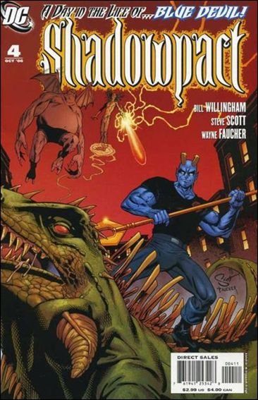 Shadowpact 4-A by DC