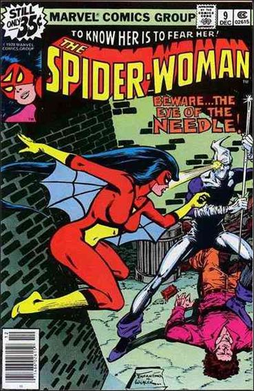 Spider-Woman (1978) 9-A by Marvel
