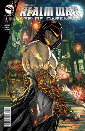 Grimm Fairy Tales Presents Realm War: Age of Darkness 3-B