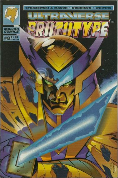 Prototype (1993) 8-A by Malibu