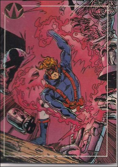WildC.A.T.s: Set 1 (Base Set) 84-A by Topps