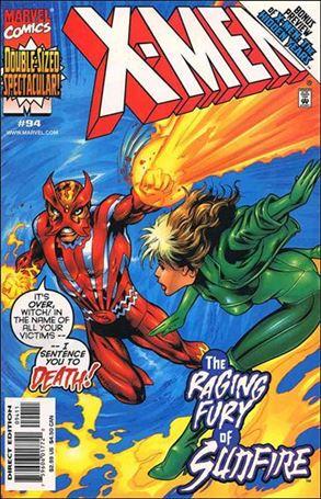 X-Men (1991) 94-A