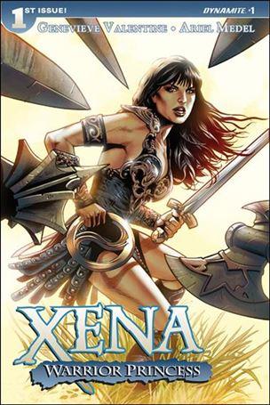 Xena: Warrior Princess (2016) 1-A