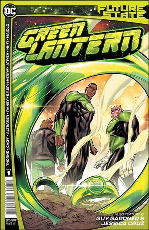 Future State: Green Lantern 1-A