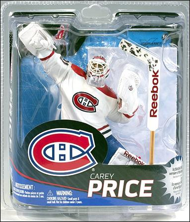 NHL (Series 31) Carey Price (White Jersey) by McFarlane Toys