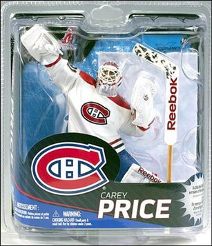 NHL (Series 31) Carey Price (White Jersey)