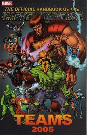 Official Handbook of the Marvel Universe: Teams 2005 nn-A by Marvel