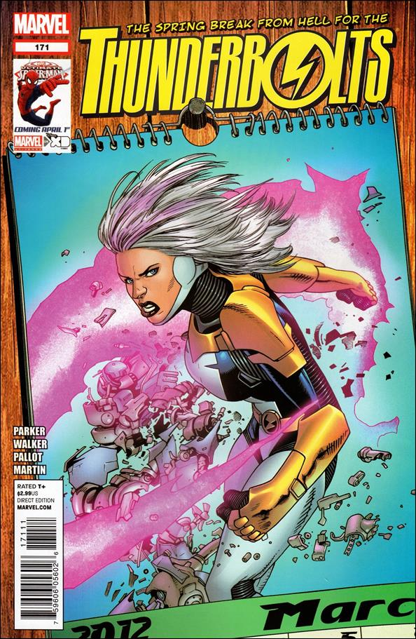 Thunderbolts (1997) 171-A by Marvel