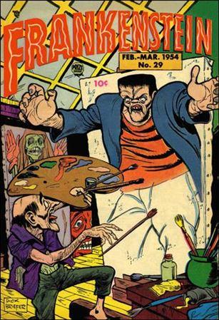 Frankenstein (1945) 29-A