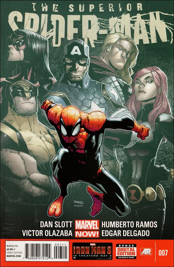 Superior Spider-Man 7-A by Marvel
