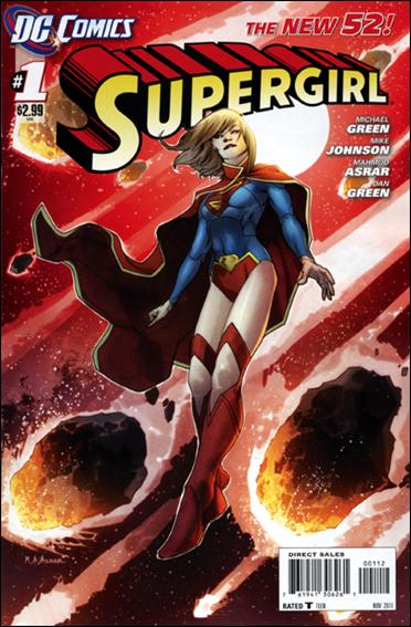 Supergirl (2011) 1-B by DC