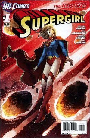 Supergirl (2011) 1-B