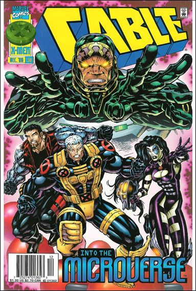 Cable (1993) 38-B by Marvel