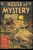 House of Mystery (1951) 1-A