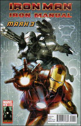 Iron Manual Mark 3 1-A by Marvel