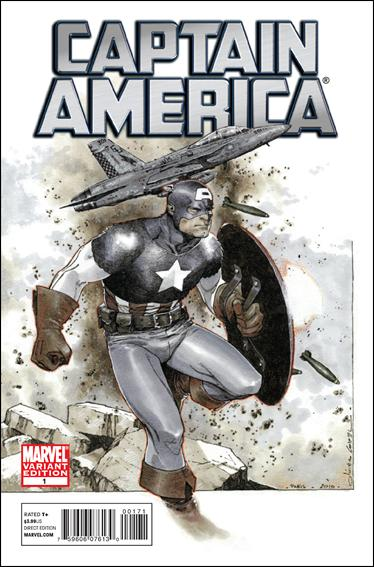 Captain America (2011) 1-C by Marvel