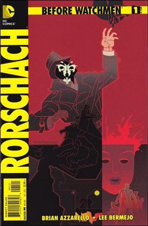 Before Watchmen: Rorschach 1-D