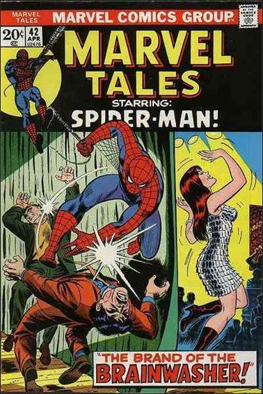 Marvel Tales (1966) 42-A by Marvel