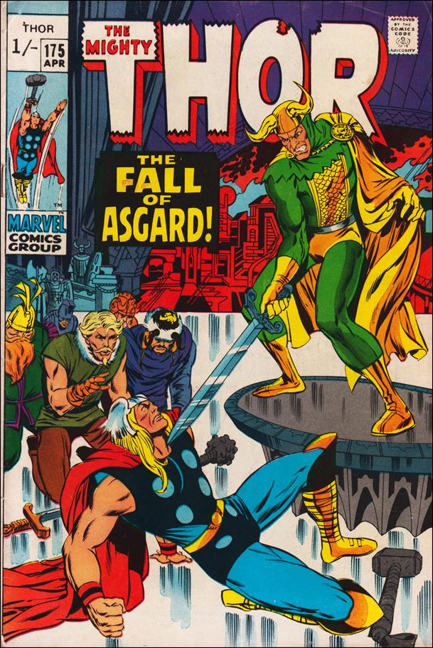 Thor (1966) 175-B by Marvel