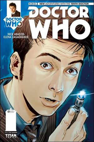 Doctor Who: The Tenth Doctor 1-B