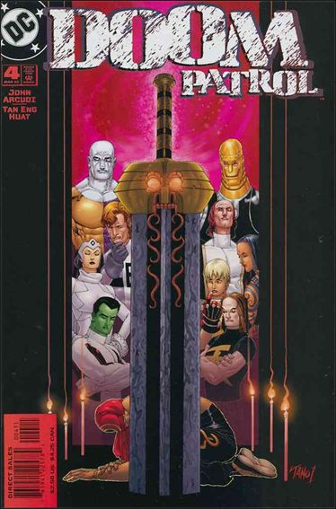 Doom Patrol (2001) 4-A by DC