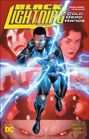 Black Lightning: Cold Dead Hands nn-A