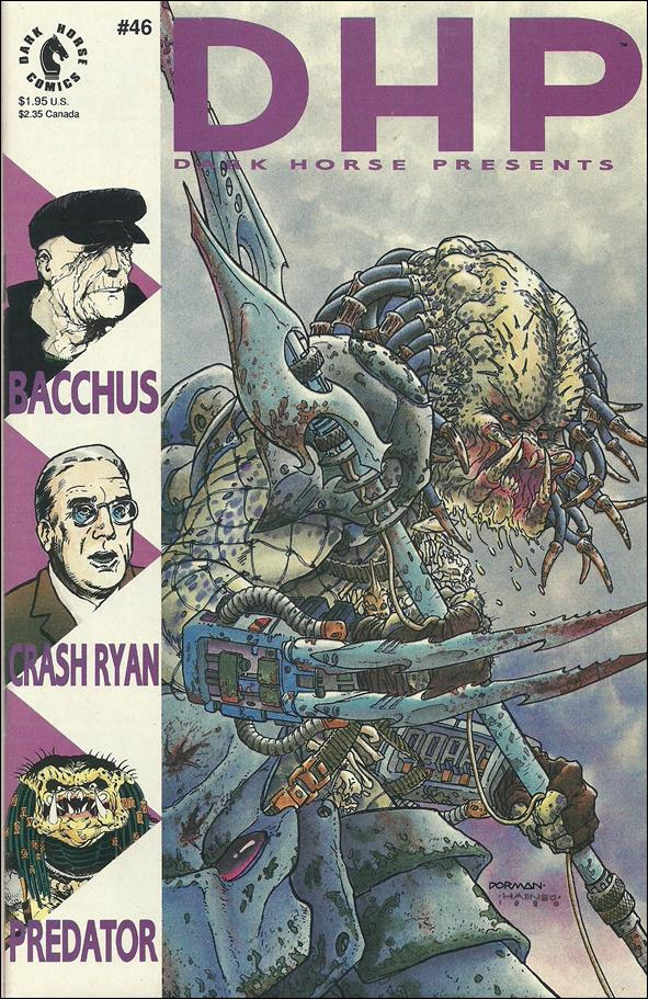 Dark Horse Presents (1986) 46-A by Dark Horse