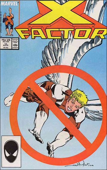 X-Factor (1986) 15-A by Marvel