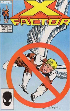 X-Factor (1986) 15-A