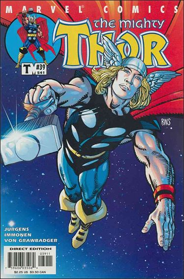 Thor (1998) 39-A by Marvel