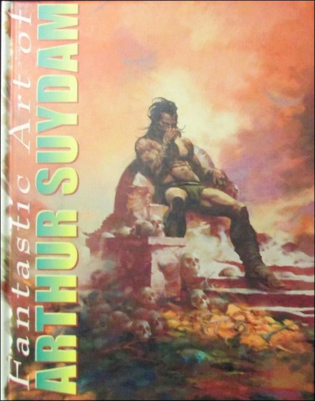 Fantastic Art of Arthur Suydam: American Maverick 1-A by Vanguard