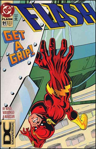 Flash (1987) 91-B by DC