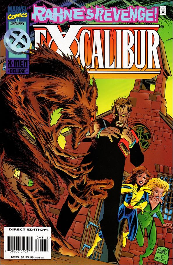 Excalibur (1988) 93-A by Marvel