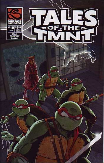 Tales of the TMNT 19-A by Mirage