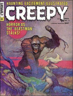 Creepy 11-A