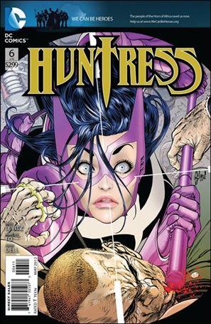 Huntress (2011) 6-A