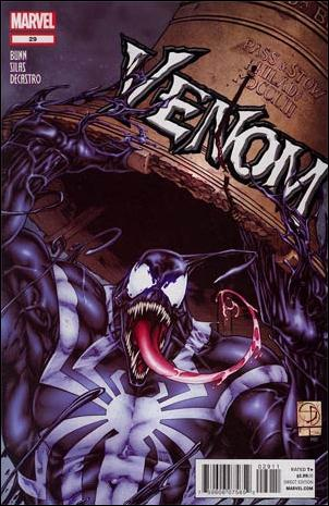 Venom (2011) 29-A by Marvel
