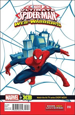 Marvel Universe Ultimate Spider-Man: Web Warriors 10-A
