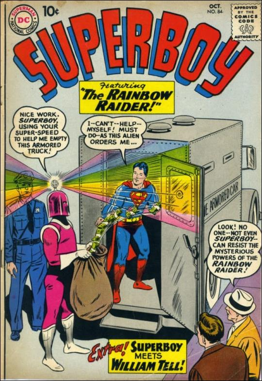 Superboy (1949) 84-A by DC