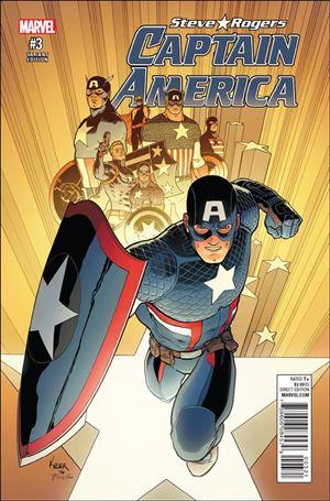 Captain America: Steve Rogers 3-B