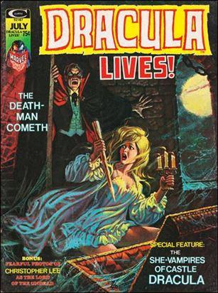 Dracula Lives 7-A