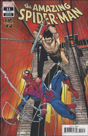 Amazing Spider-Man (2018) 11-C
